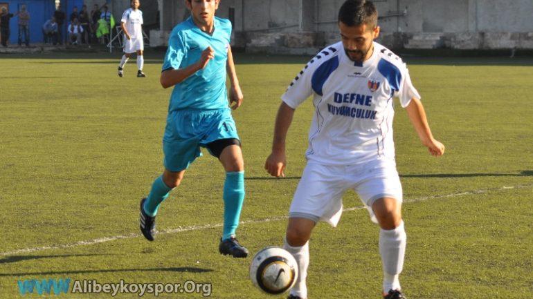 Alibeyköyspor 1-1 Çakmakspor