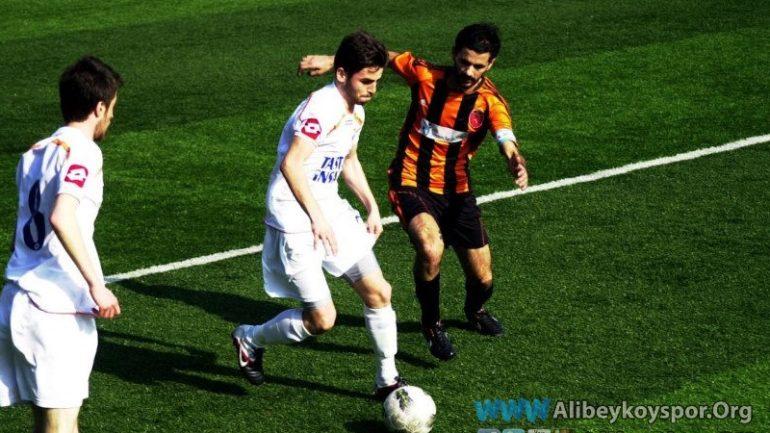 Alibeyköyspor 1-0 Gazi Mahalesispor
