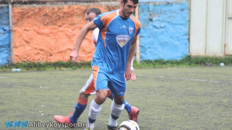 Alibeyköyspor 3-3 İstanbul Gümüşhanespor