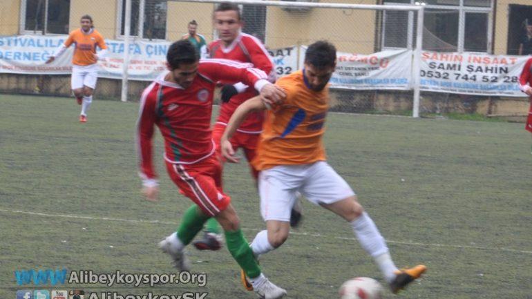 Alibeyköyspor 2-2 İstinyespor