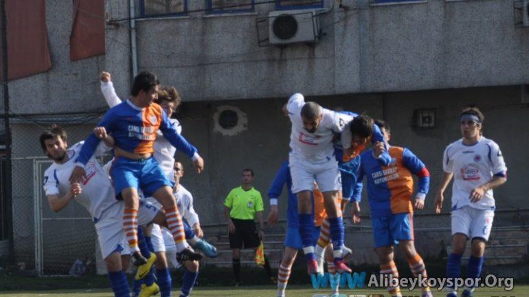 Alibeyköyspor 3-3 Velimeşe Belediyespor