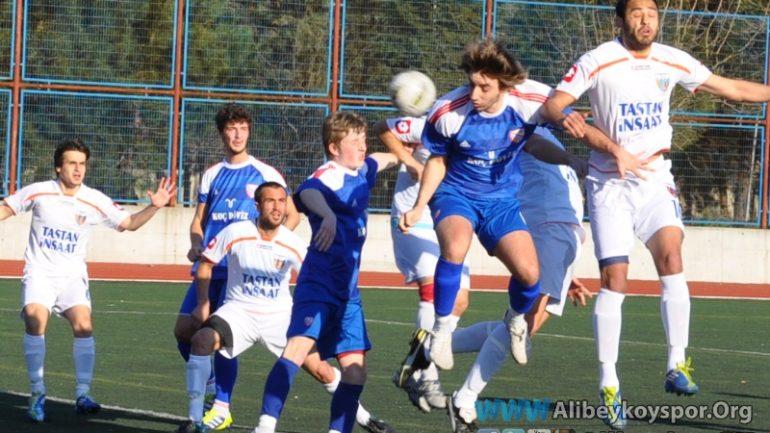 Alibeyköyspor 4-3 Yıldırım Bosnaspor