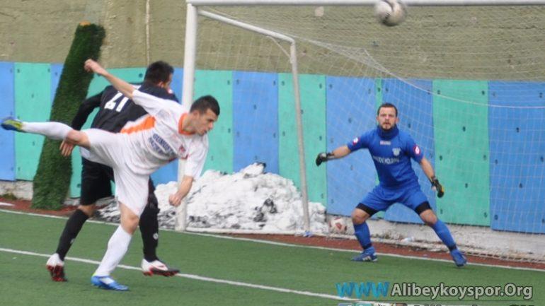 Arnavutköy Belediyespor 2-0 Alibeyköyspor