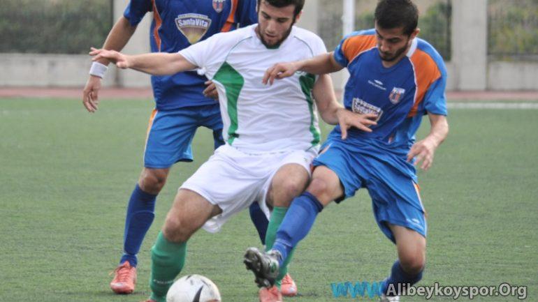 Başakşehirspor 1-2 Alibeyköyspor