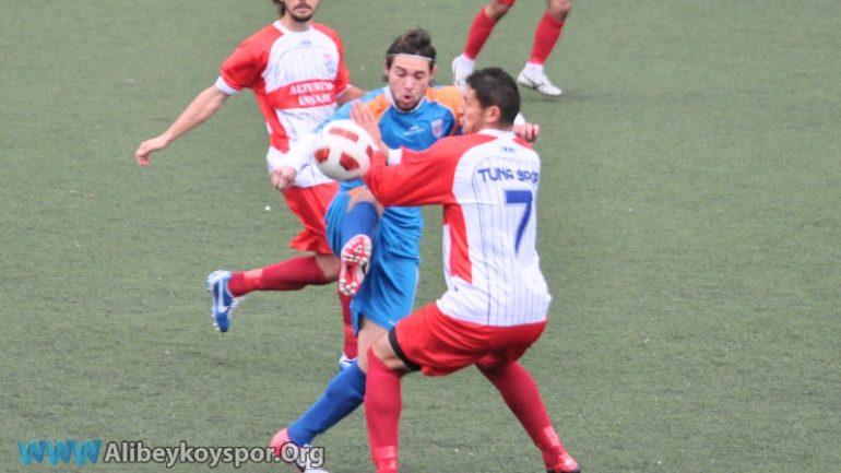 Bayrampaşa Tunaspor 4-2 Alibeyköyspor