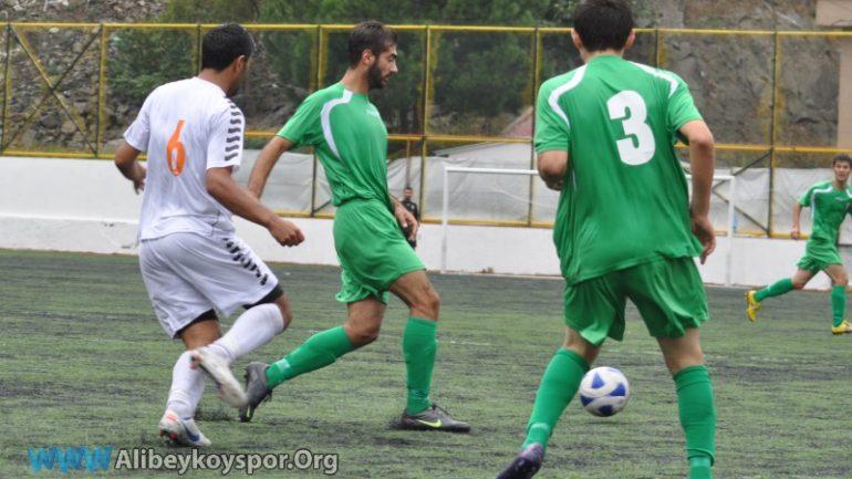 Beşyüzevlerspor 2-1 Alibeyköyspor