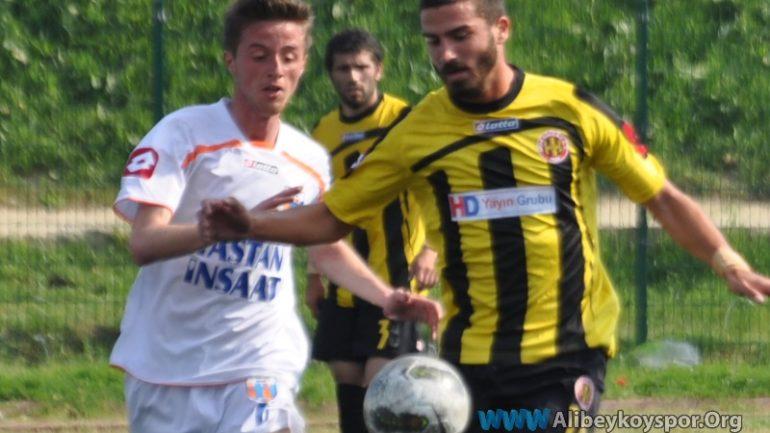 Beykozspor 1908 2-0 Alibeyköyspor