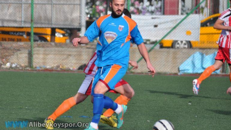 Çakmakspor 1-3 Alibeyköyspor
