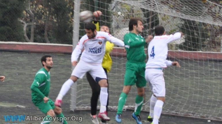 Esenlerspor 2-1 Alibeyköyspor