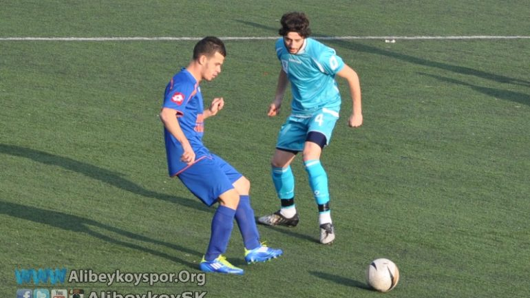 Fenerköyspor 1-1 Alibeyköyspor