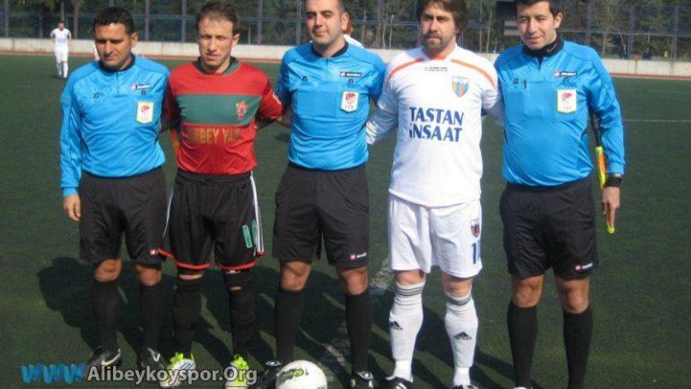 İncirlispor 0-0 Alibeyköyspor