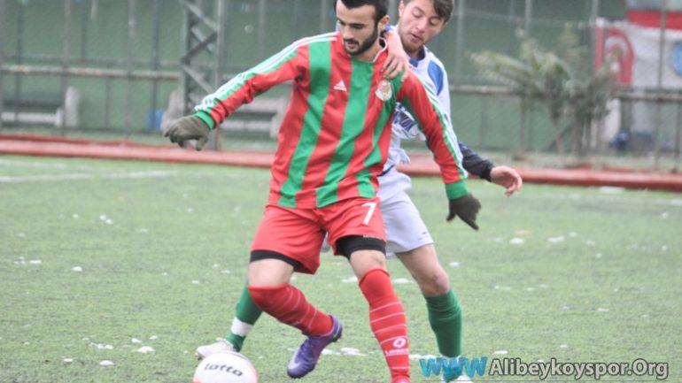 Paşabahçespor 2-2 Alibeyköyspor