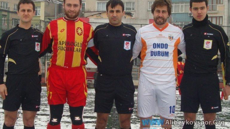 Taksimspor 0-9 Alibeyköyspor