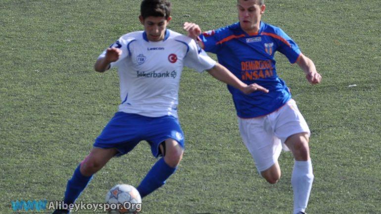 Tuzlaspor 1-1 Alibeyköyspor