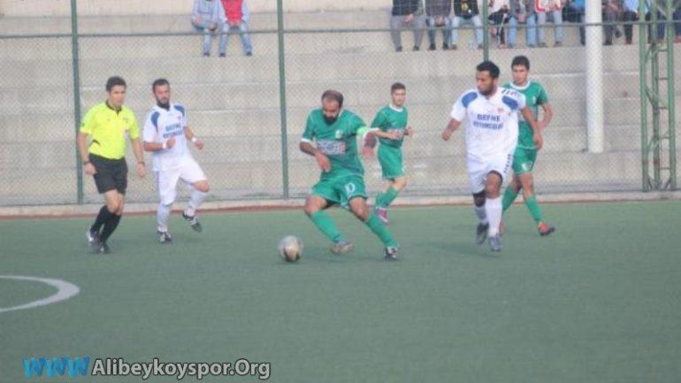 Zara Ekinlispor 1-1 Alibeykösypor