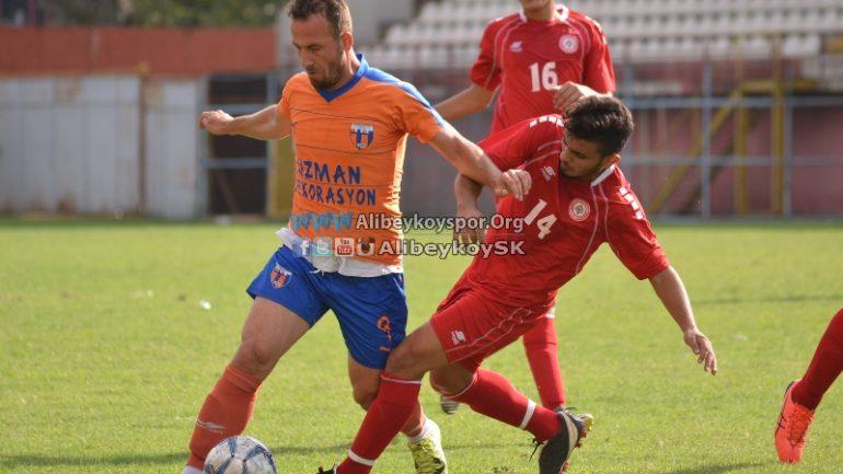 Alibeyköyspor 1-1 Lübnan Milli Takımı
