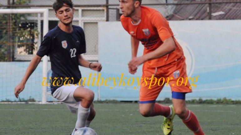 Alibeyköyspor 4-2 Kurtköyspor