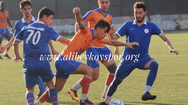 Alibeyköyspor 2-2 Irmakspor