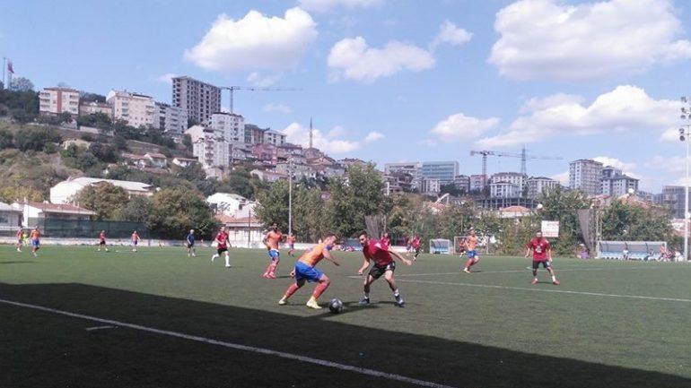 Alibeyköyspor 5-2 Mustafakemalpaşaspor