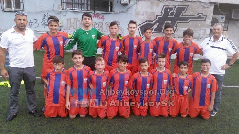 Alibeyköyspor 8-2 Ulusspor