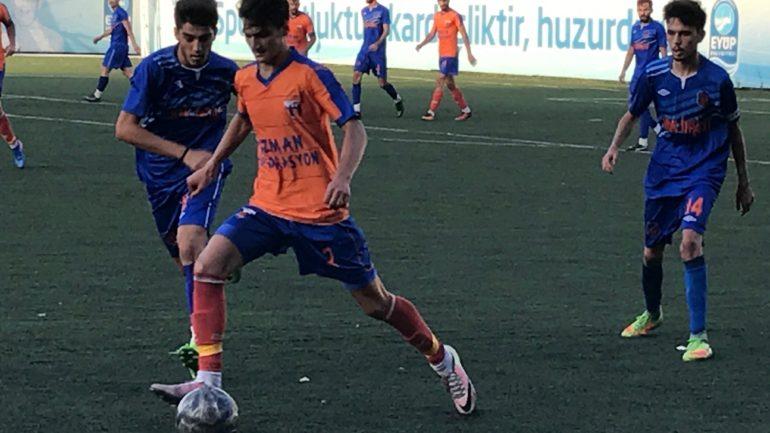 Alibeyköyspor 0-1 Öz Alibeyköyspor