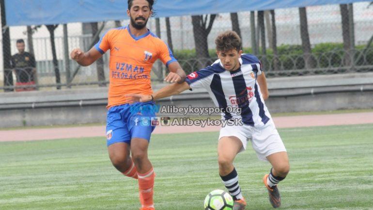 Sultangazispor 0-2 Alibeyköyspor