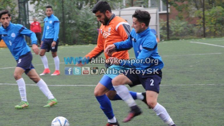 Alibeyköyspor 1-4 Beyoğlu Yeniçarşıspor