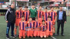 Bakırköy 1903 2-1 Alibeyköyspor