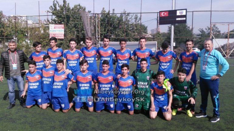 Alibeyköyspor 4-1 Çayırbaşıspor