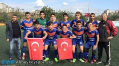 Alibeyköyspor 7-0 Kartaltepespor