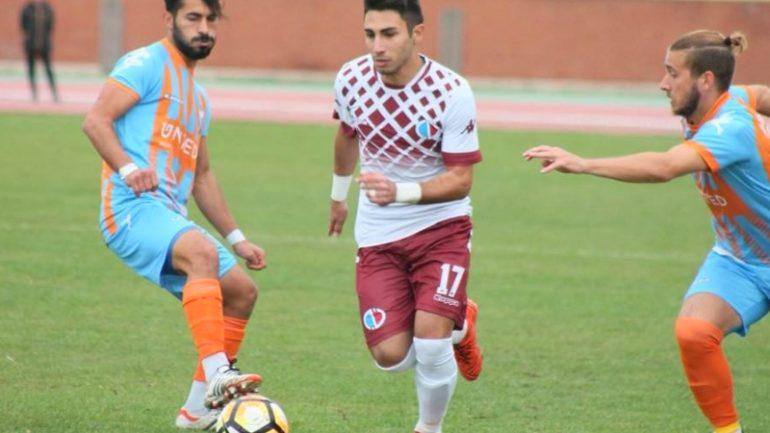 Anadolu Üniversitesispor 4-1 Alibeyköyspor