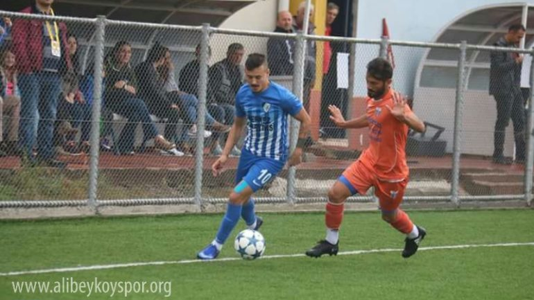 Kaynaşlı Belediyespor 0-1 Alibeyköyspor