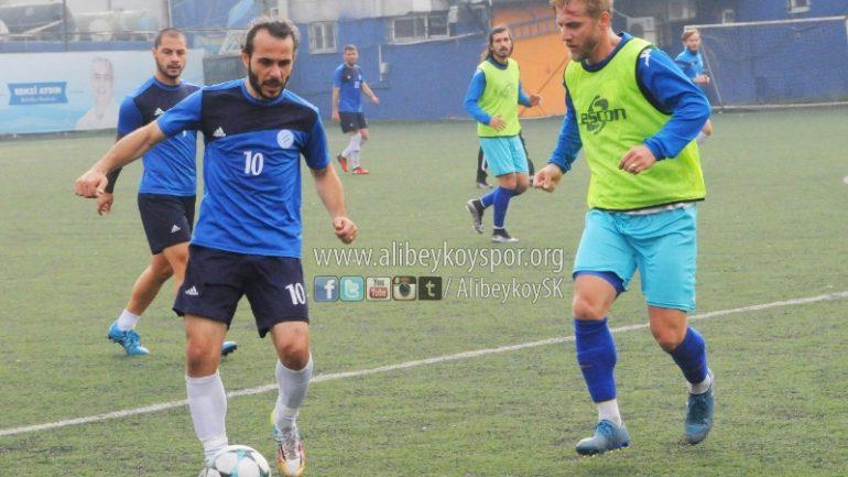 Alibeyköyspor 0-2 Beyoğlu Yeniçarşıspor