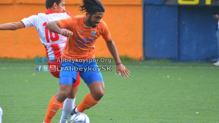 Alibeyköyspor 4-2 Feriköyspor