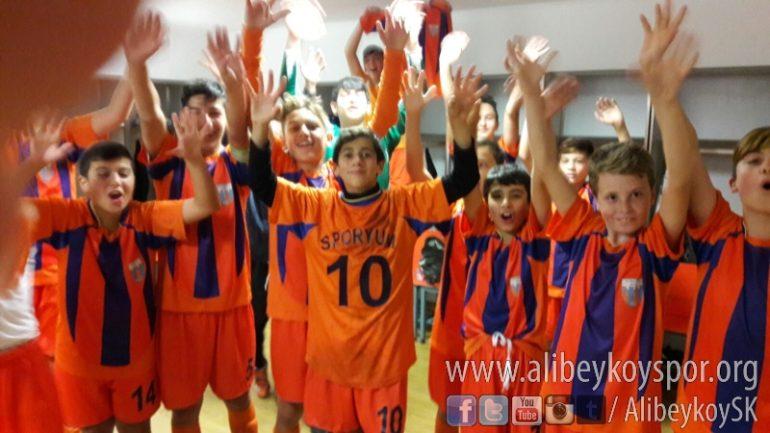 Esenlerspor 1-2 Alibeyköyspor