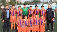 Alibeyköyspor 5-0 Hasip Dinçsoy İÖO