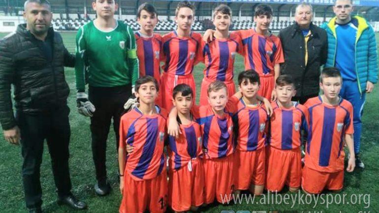 Ulusspor 0-4 Alibeyköyspor