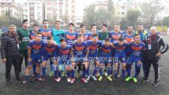 Güngören Atletik 1-6 Alibeyköyspor