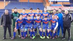 Alibeyköyspor 7-1 Alemdarspor