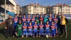 Alibeyköyspor 3-0 Esenler Turgutreis