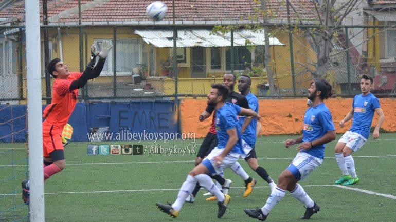 Alibeyköyspor 5-2 Eskişehir Kurtuluşspor