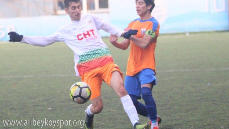 Alibeyköyspor 0-0 Mustafakemalpaşaspor