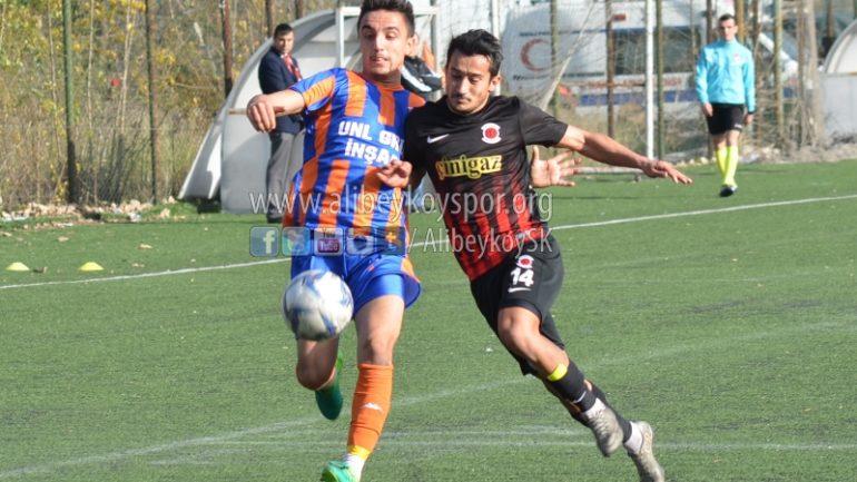 Alibeyköyspor 4-2 TKİ Tavşanlı Linyitspor