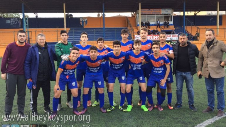 Alibeyköyspor 2-2 HAVATAŞ Spor