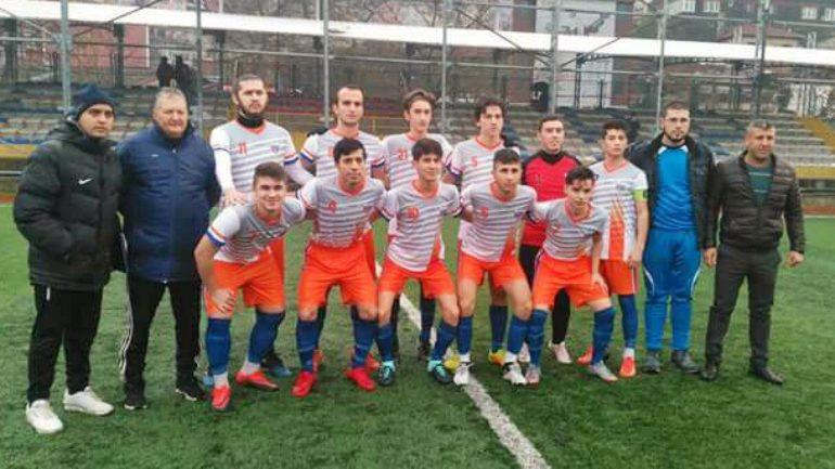 Tophane Tayfun 2-3 Alibeyköyspor