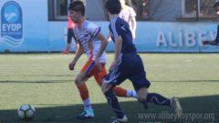 Alibeyköyspor 2-2 Haznedarspor