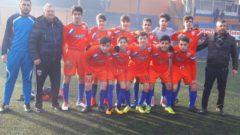 Alibeyköyspor 2-0 Beştelsizspor
