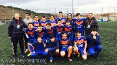 Ferahevlerspor 0-13 Alibeyköyspor