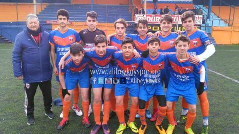 Alibeyköyspor 10-0 Ferahevlerspor