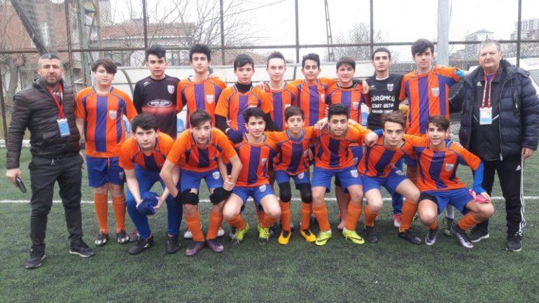 Alibeyköyspor 3-0 İstanbul Beykentspor